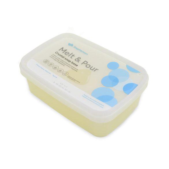 Melt & Pour olívaolajos szappanalap - 1 kg