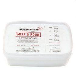 Melt & Pour szilárd sampon alap - 1 kg