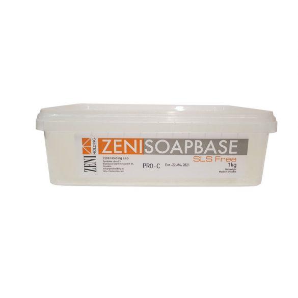 Zeni Pro szappanalap - SLS-mentes - (transzparens) - 1 kg