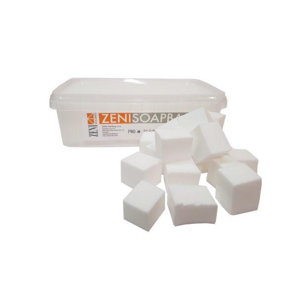Zeni Pro fehér szappanalap - SLS-mentes - 1 kg