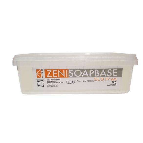 Zeni szappanalap - SLS-mentes (Transzparens) - 1 kg