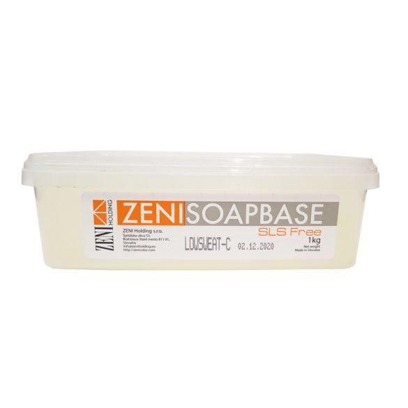 Zeni szappanalap  - párásodás és SLS-mentes - (transzparens) - 1 kg