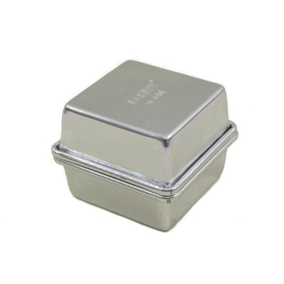 Fürdőbomba forma - kocka