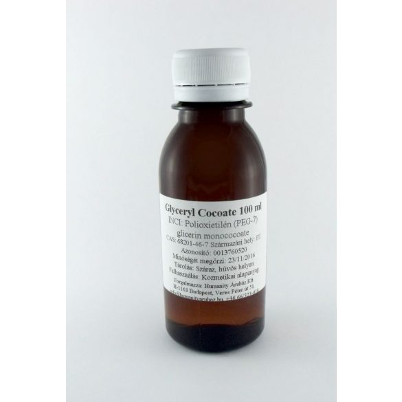 Glyceryl Cocoate (PEG-7) 100 ml