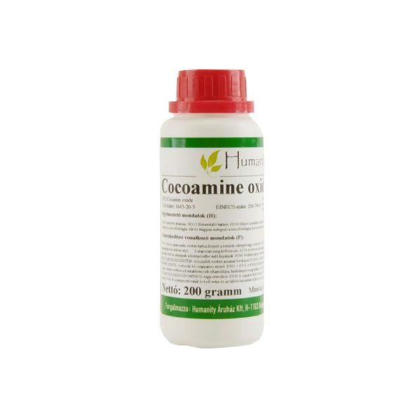 Cocoamine-oxide - habzó kókusz tenzid - 200 gramm
