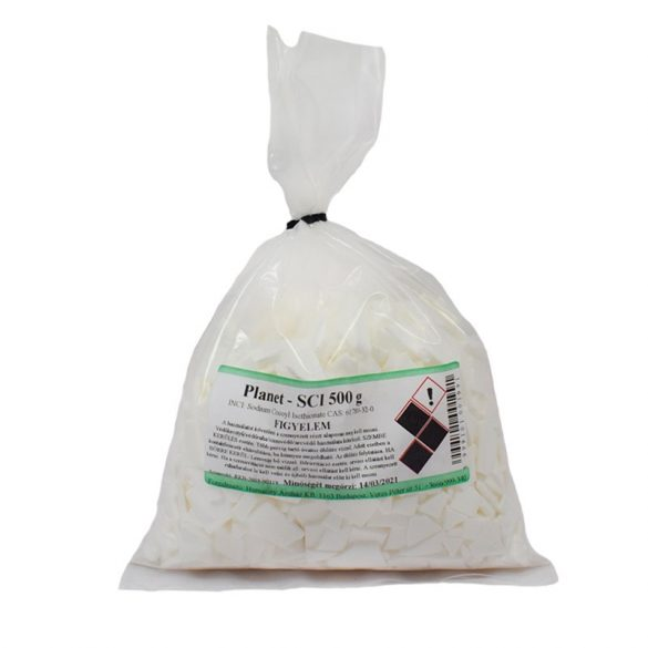 Planet-SCI - Sodium Cocoyl Isethionate - 500 gramm