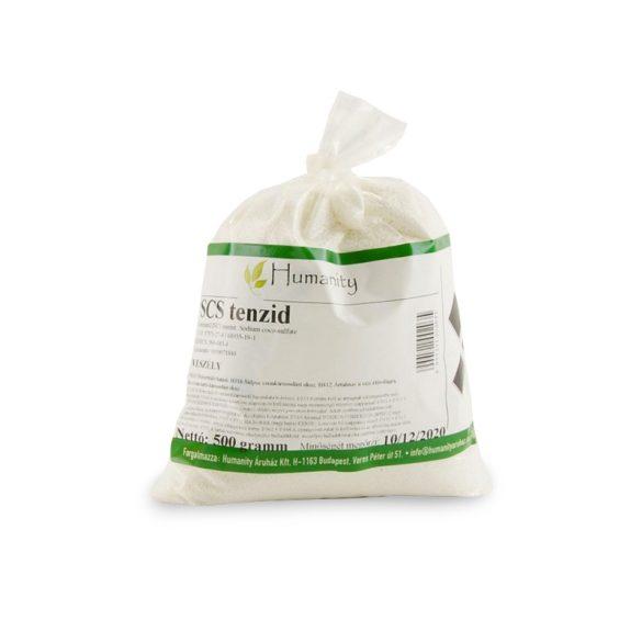 SCS Tenzid - szilárd sampon - 500 gramm