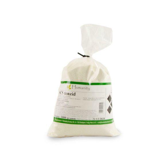 SCS Tenzid - szilárd sampon - 1000 gramm