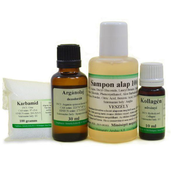 Sampon készítő csomag (száraz hajra)