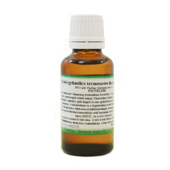 Erdei gyümölcs - természetes illatosító - 30 ml