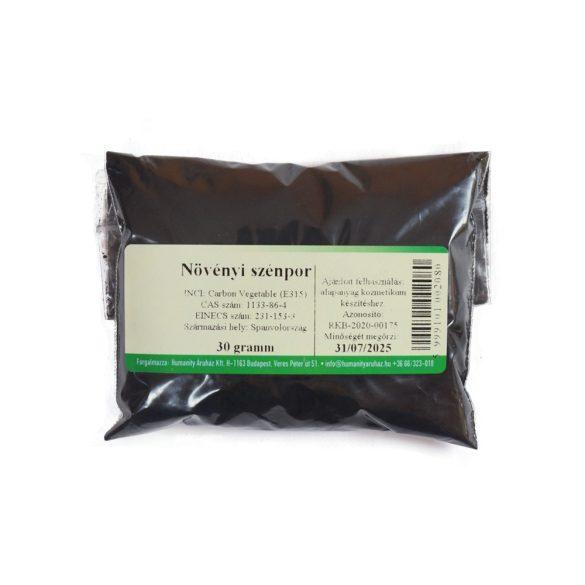 Növényi szénpor extra finom 30 gramm