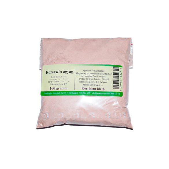 Rózsaszín agyag 100 gramm